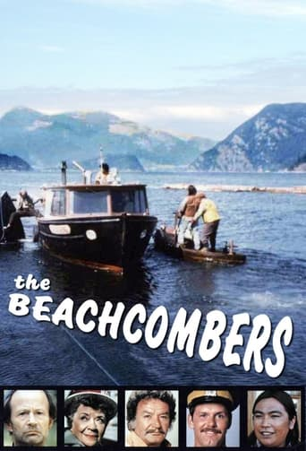 Poster of The Beachcombers