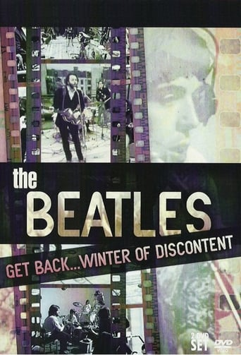 Poster of The Beatles: Get Back...Winter of Discontent