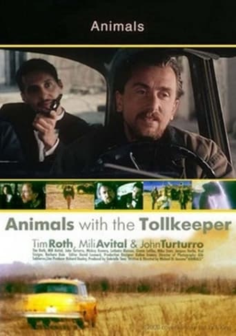 Poster of Animals with the Tollkeeper