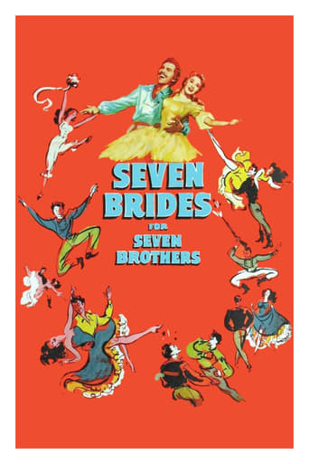 Poster of Seven Brides for Seven Brothers