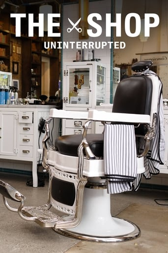 Capitulos de: The Shop: Uninterrupted