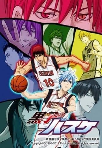 Kuroko no basuke 2ª Temporada - Poster