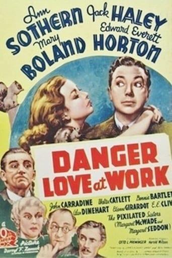 Poster of Danger - Love at Work