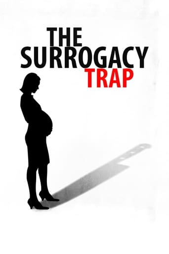 Poster of The Surrogacy Trap