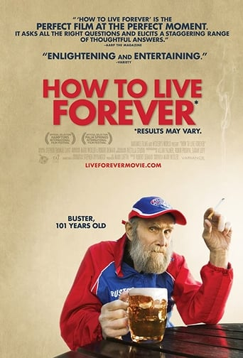 Poster of How to Live Forever