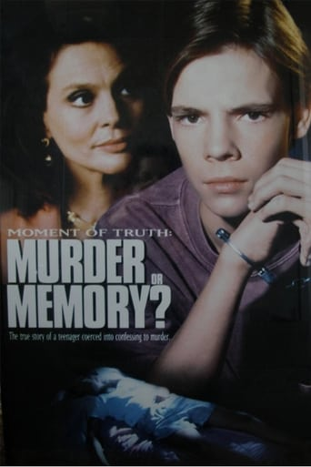 Poster of Murder or Memory: A Moment of Truth Movie