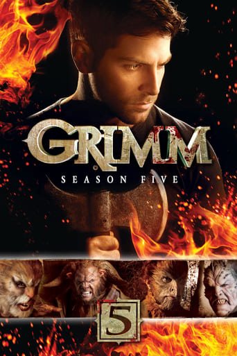 Grimm Contos de Terror 5ª Temporada - Poster