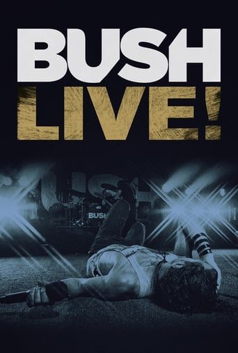 Poster of Bush: Live From Roseland