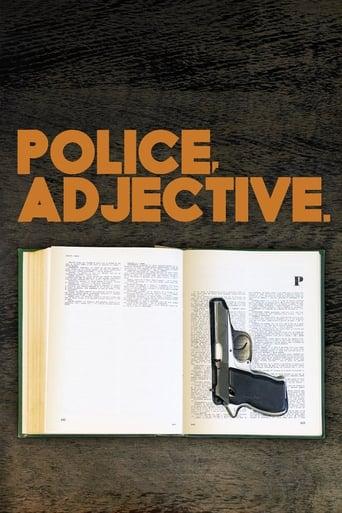 Polițist, adjectiv