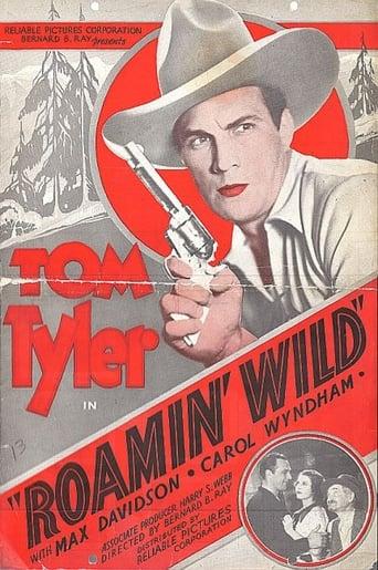 Poster of Roamin' Wild