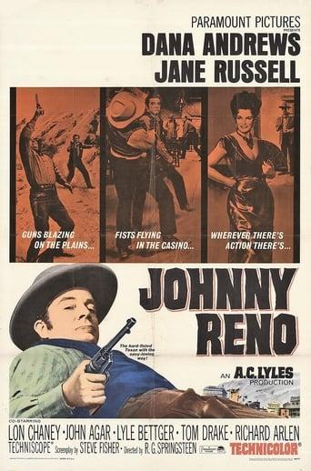 Poster of Johnny Reno