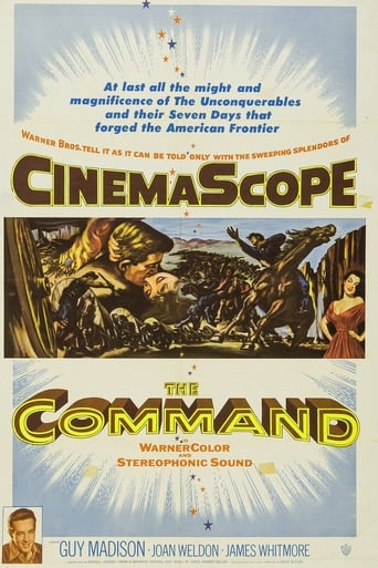 Poster of The Command