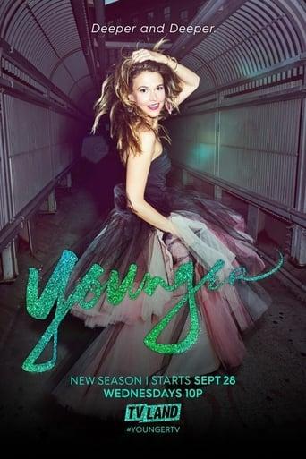 Jaunesnė / Younger (2016) 3 Sezonas