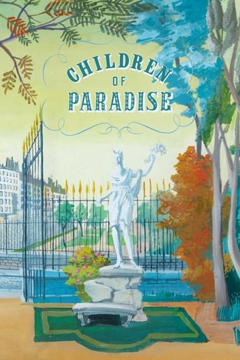 Children of Paradise Poster