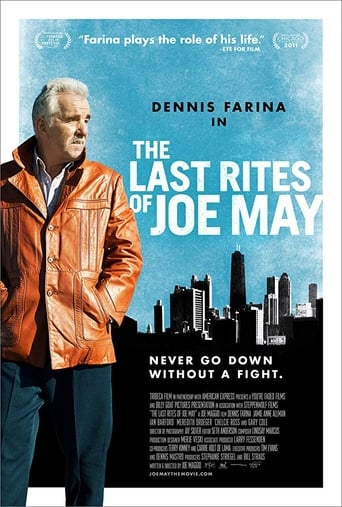 Poster of The Last Rites of Joe May