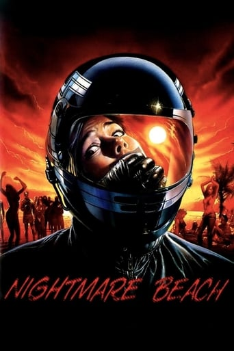 Poster of Nightmare Beach