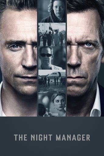 Poster of The Night Manager