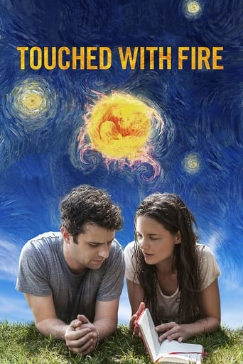 Poster of Touched with Fire