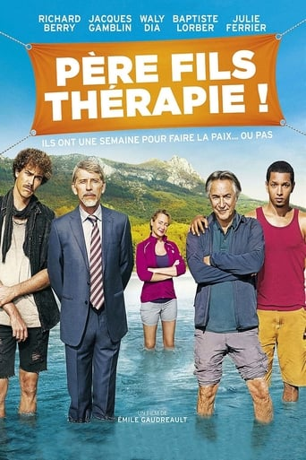 Poster of Father Son Therapy