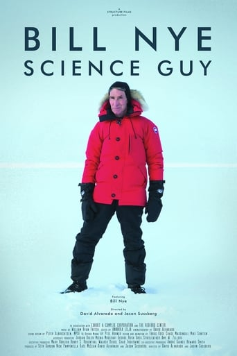 Poster of Bill Nye: Science Guy