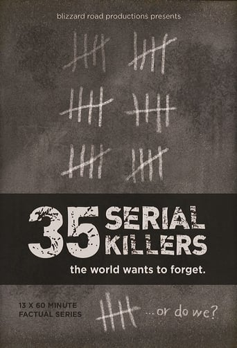 Watch 35 Serial Killers the World Wants to Forget Online Free in HD