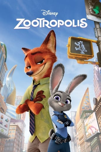 Poster of Zootropolis
