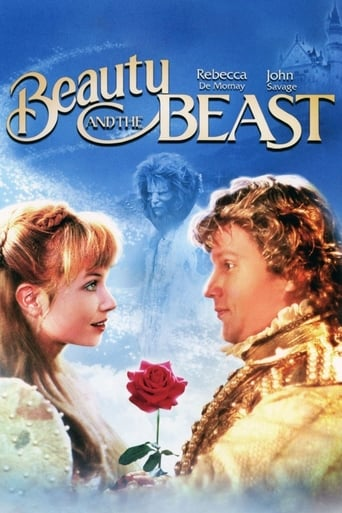 Poster of Beauty and the Beast fragman