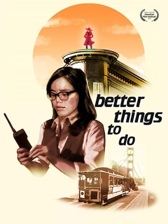 Watch Oh The Nerve - Better Things To Do Online Free Putlocker