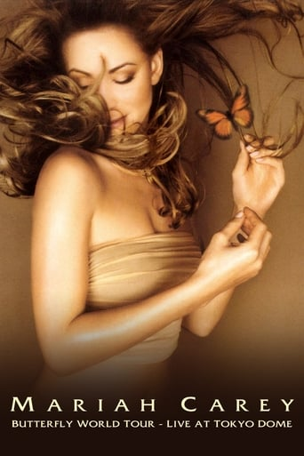 Poster of Mariah Carey: Butterfly World Tour - Live at Tokyo Dome
