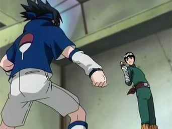 Chūnin Challenge: Rock Lee vs. Sasuke!