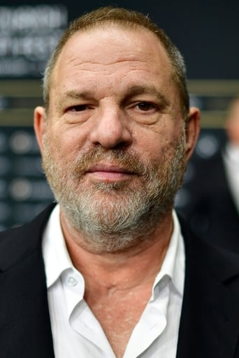 Harvey Weinstein - Executive Producer