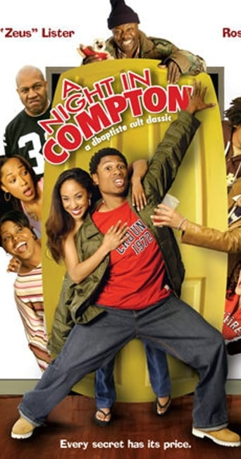 Poster of A Night In Compton