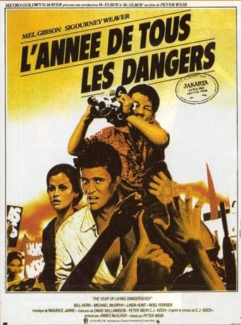 Poster of L'année de tous les dangers
