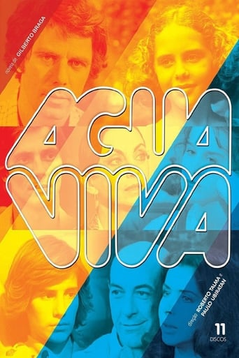 Agua Viva Movie Poster