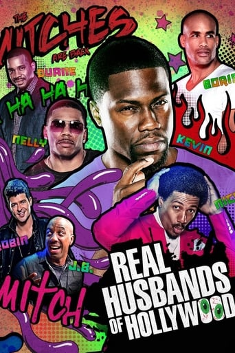 Poster of Real Husbands of Hollywood