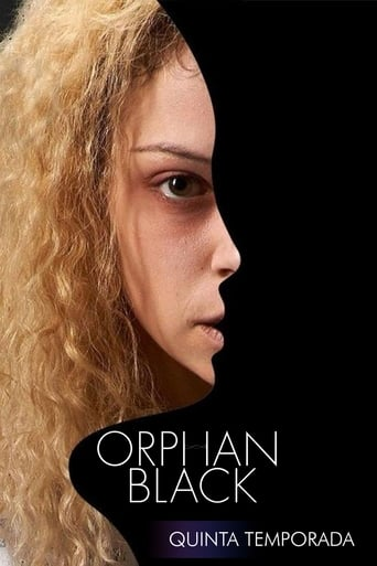 Orphan Black 5ª Temporada - Poster