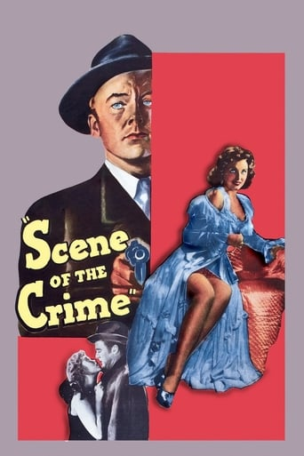 Poster of Scene of the Crime