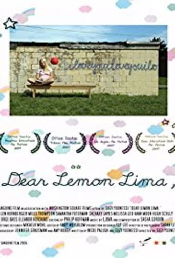 Poster of Dear Lemon Lima
