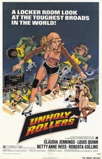 Poster of The Unholy Rollers