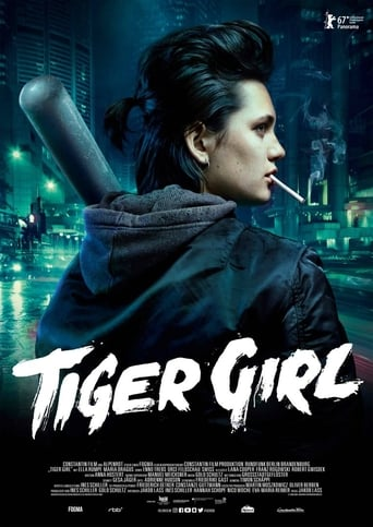 Tiger Girl – Die Serie