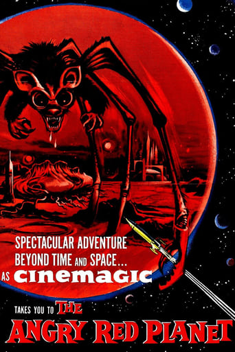 Poster of La furia del planeta rojo