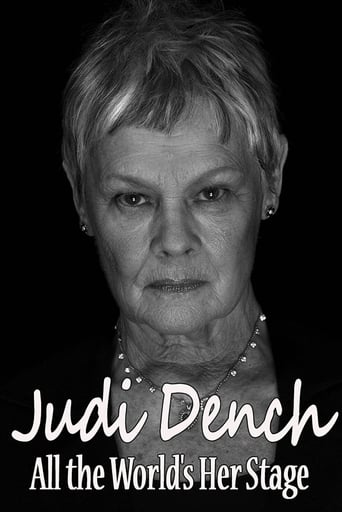 Poster of Judi Dench: All the World's Her Stage