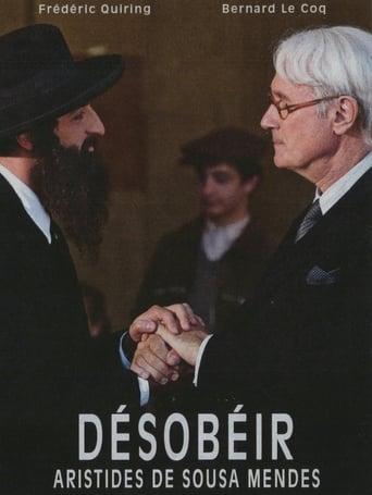 Poster of Désobéir (Aristides de Sousa Mendes)
