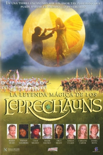 Capitulos de: La leyenda mágica de los Leprechauns