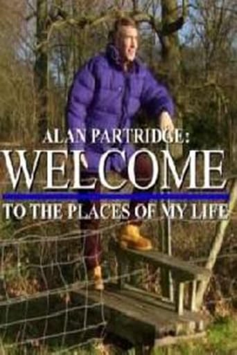 Poster of Alan Partridge: Welcome to the Places of My Life