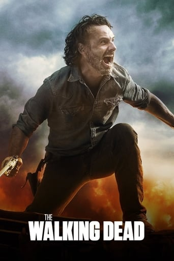 Poster of The Walking Dead fragman
