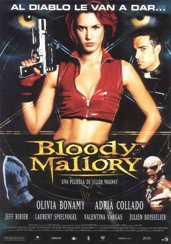 Poster of Bloody Mallory
