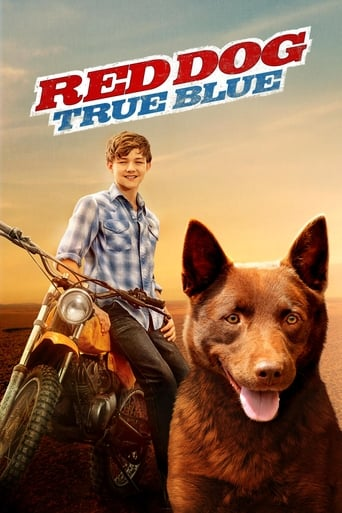 Poster of Red Dog: True Blue