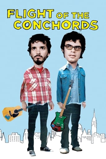 Poster of Flight of the Conchords