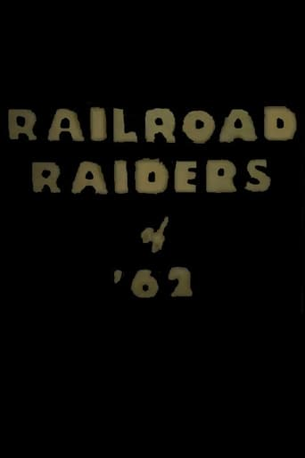 Poster of Railroad Raiders of '62
